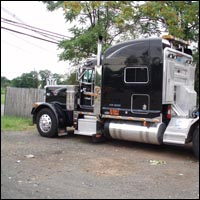 Truck Side View